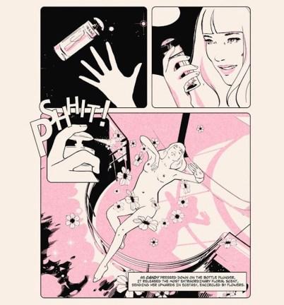profumo-prada-animated-comics