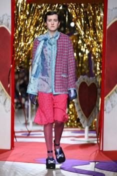 Meadham Kirchhoff: Runway - London Fashion Week AW14