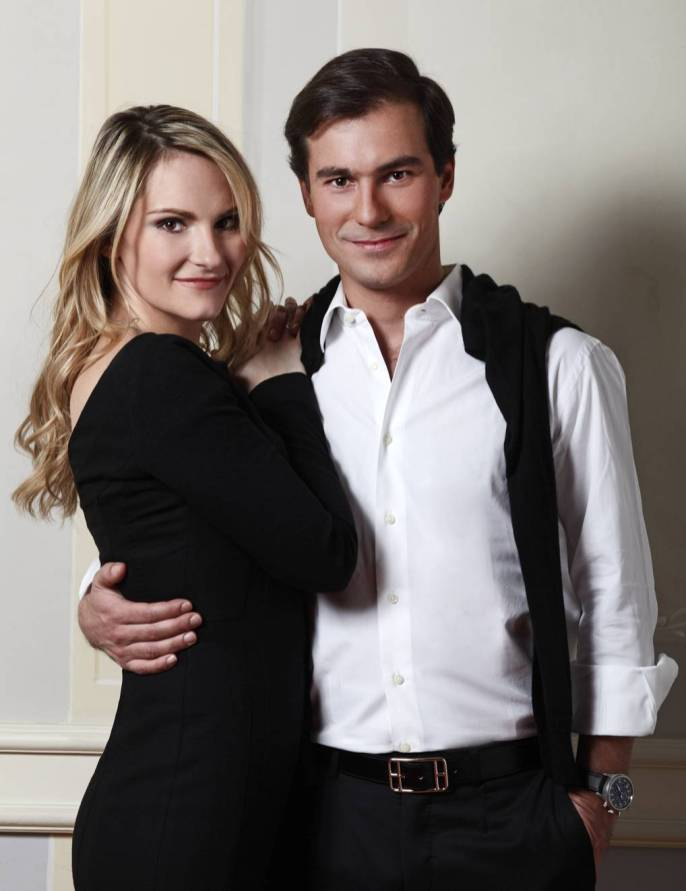 Nicolas Chenot e sua sorella