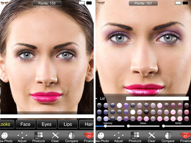 Beauty-app- Modiface-MakeUp