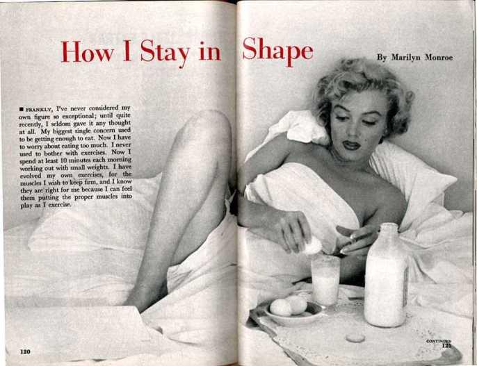 Marilyn-Monroe-beauty-routine-1