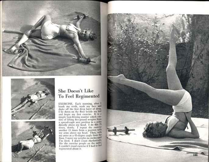 Marilyn-Monroe-beauty-routine-2