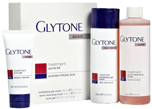 beauty-routine-David-Blumenfeld-glycotone-acne-kit
