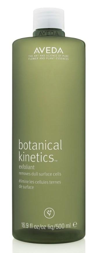 Beauty-Routine-Astor Hoxha-botanical-kinetics-exfoliant-aveda