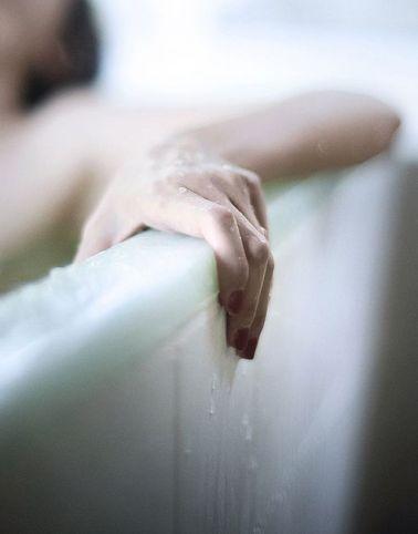 Beauty-routine-Maria-Amendola-bagno