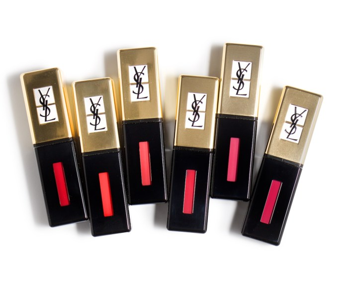 Yves Saint Laurent Vernis a Levres Pop Water Glossy Stains