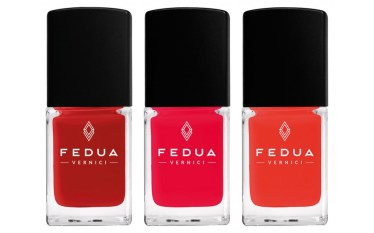Strawberry Rouge, Warm Red, Coral Pink