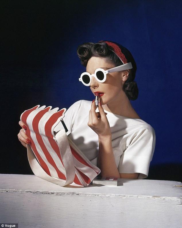 Photo: credit Vogue USA Horst P. Horst