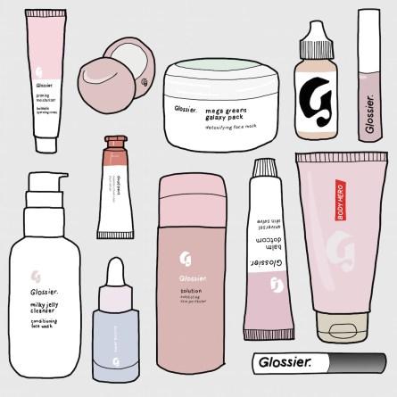 Joséphine Clowez-beauty-routine.-skincare-illustration