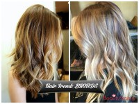 Bronde Hair At Home Dark Brown Hairs Of 29 Excellent