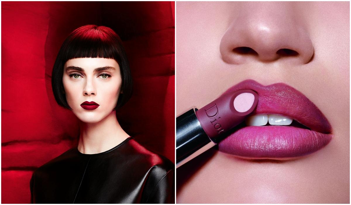 Модели на Dior и Givenchy