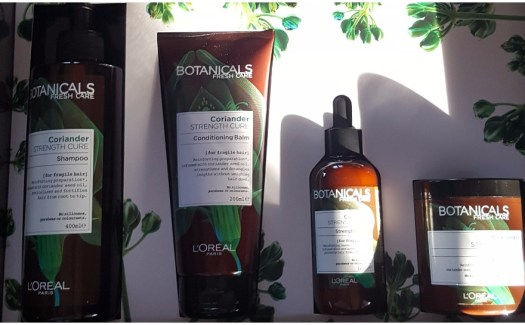 Серията Botanicals Fresh Care на L'Oreal Paris