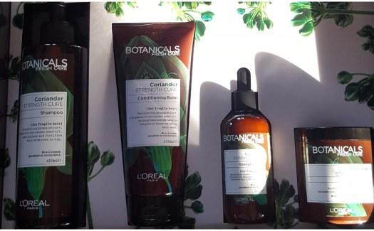 Серията Botanicals Fresh Care на L'Oreal Paris