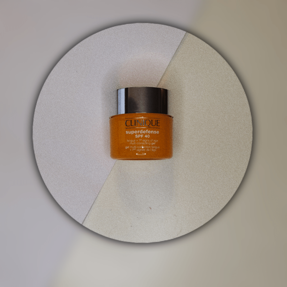 Крем Clinique Superdefense™ SPF 40 Fatigue + 1st Signs of Age Multi Correcting Gel