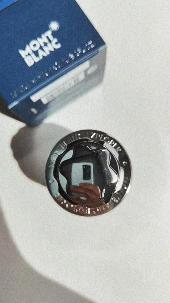 Мъжки парфюм Explorer Ultra Blue на Mont Blanc