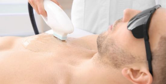 5 Facts Men Need to Know About Laser Chest Hair Removal