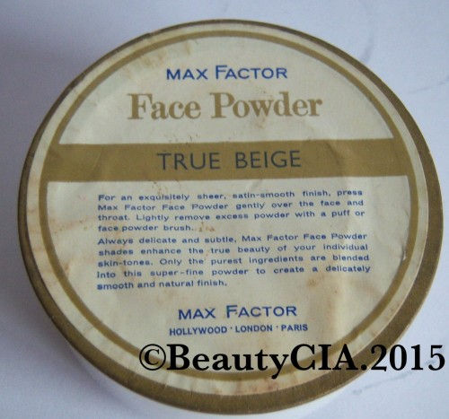 Max Factor: More Than A Creme Puff Or Pan Stik - Beauty Super Spy™