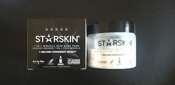 STARSKIN 7 Second Overnight Mask