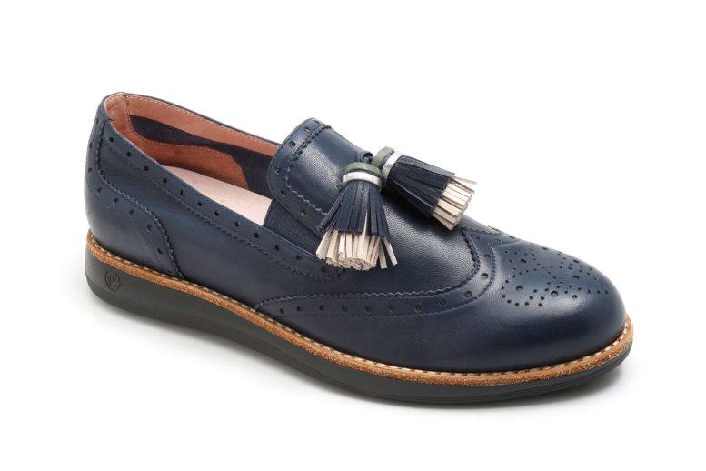 Jipi Japa 深藍流蘇 Oxford Shoes$1,290