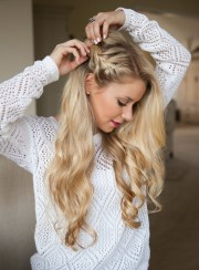 gorgeous party-perfect braided
