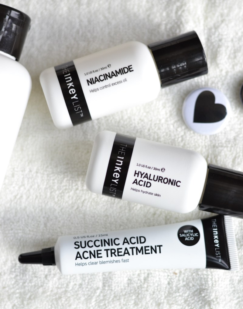 Inkey List Succinic Acid Acne Treatment