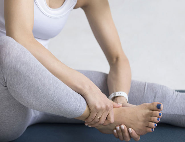 Easy Foot Massage Techniques To Stimulate Weight Loss