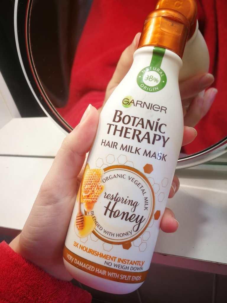 Garnier Botanic Therapy maska za kosu recenzija