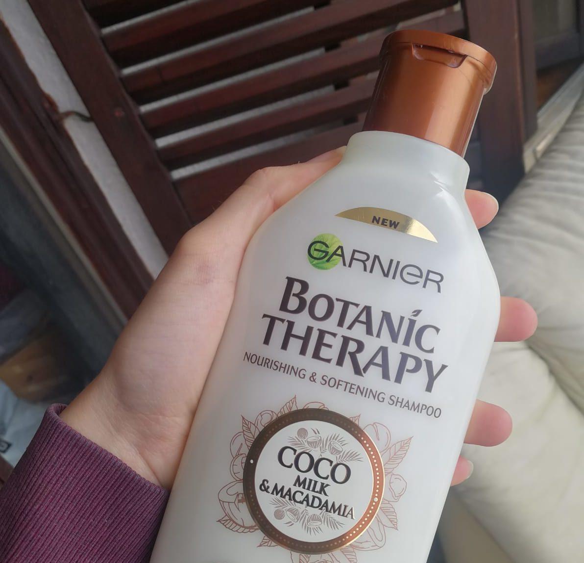 Garnier Botanic Therapy šampon recenzija