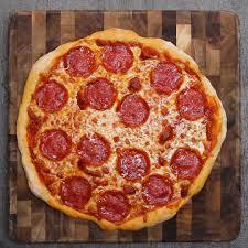 pizza iz tave brza pizza pizza od tri sastojka pizza od dva sastojka
