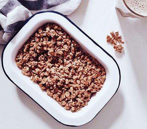 Domaći musli recept – kako napraviti domaće hrskave musli