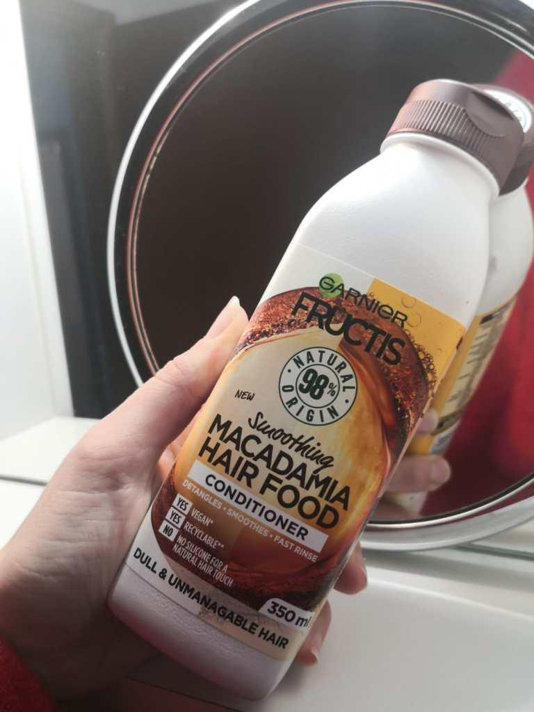 Garnier Fructis regenerator za kosu recenzija – Hair Food Macadamia