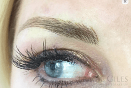 Tracie Giles in Knightsbridge is one of the first in the UK to offer microblading