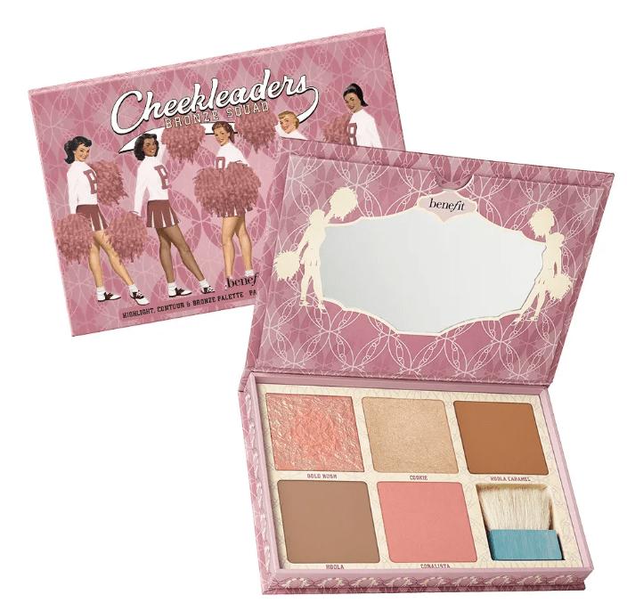 Benefit Cosmetics Cheekleader Palettes