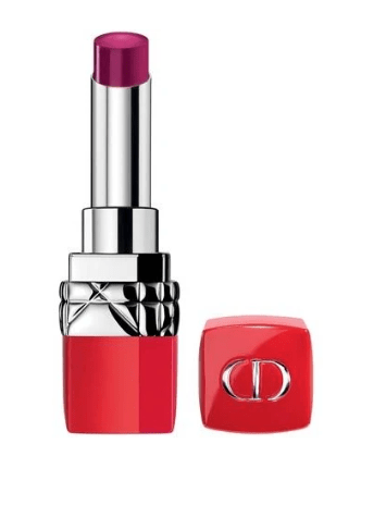 Fenty Beauty's Flamingo Acid Dupe DIor Ultra Rouge 870 Ultra Pulse