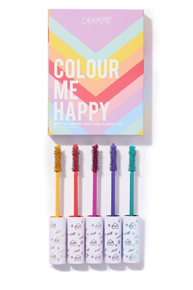 Colourpop End of the Rainbow Collection News and Reviews