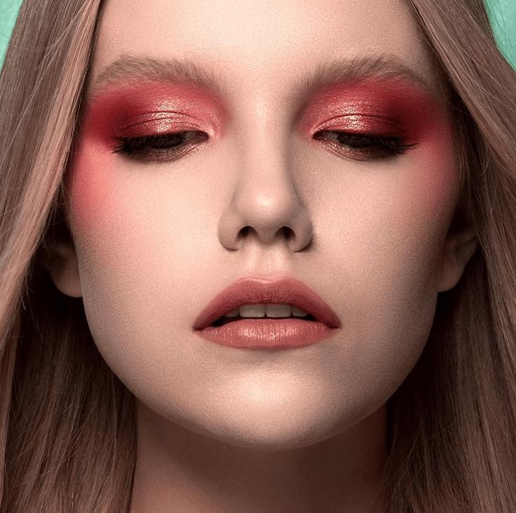 New Makeup! Natasha Denona Coral Palette