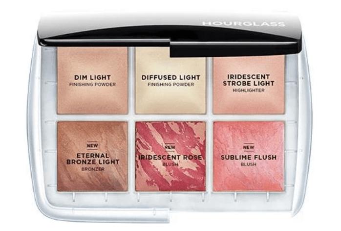 Hourglass Ghost Collection Blush Bronzer Lipstick Eyeshadow