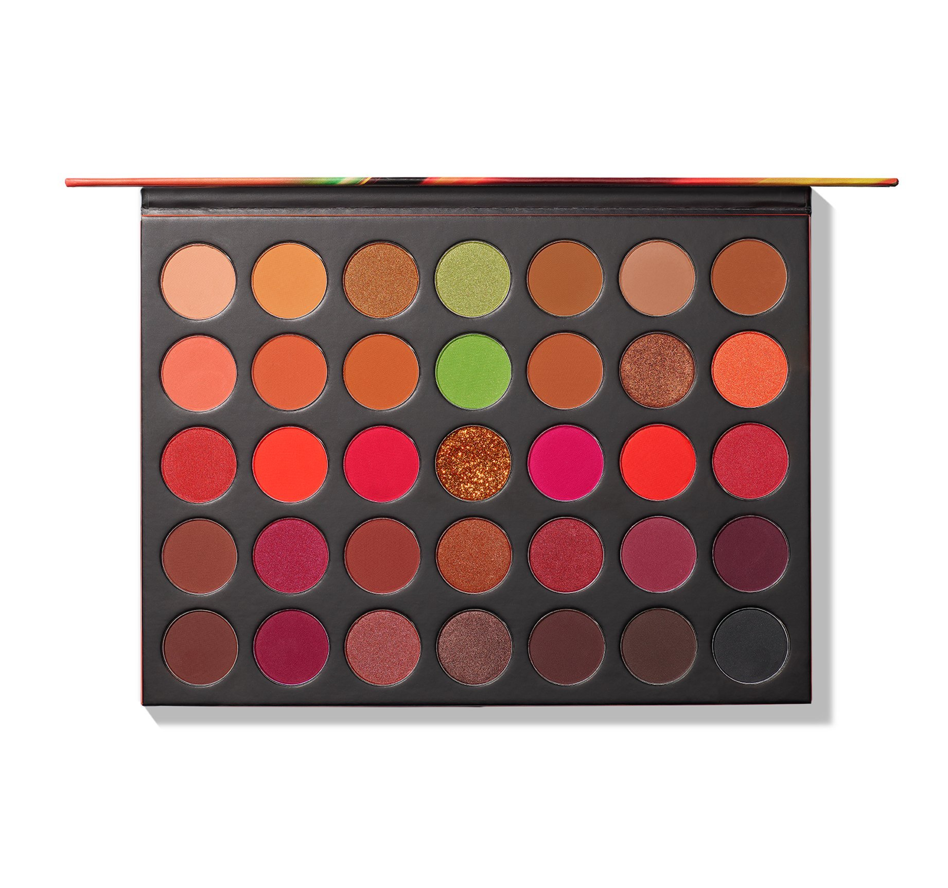 Morphe 35O3 Fierce By Nature Eyeshadow Palette Beautiful