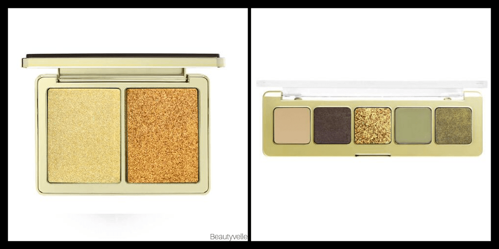 Natasha Denona Mini Gold and Glow Gold Palettes
