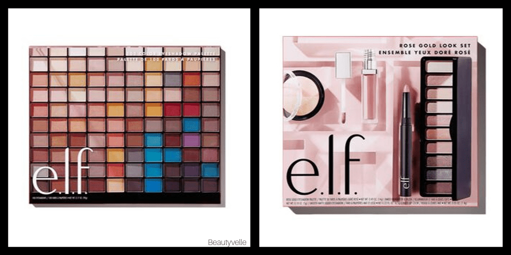 New Makeup!  E.L.F. Holiday 2019 Collection