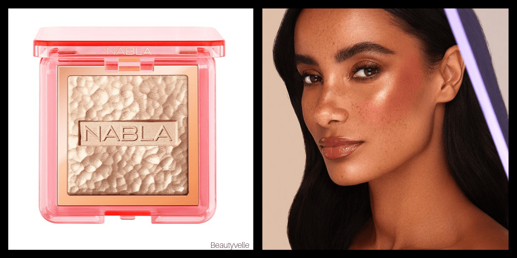 New Makeup!  Nabla Skin Glazing Collection