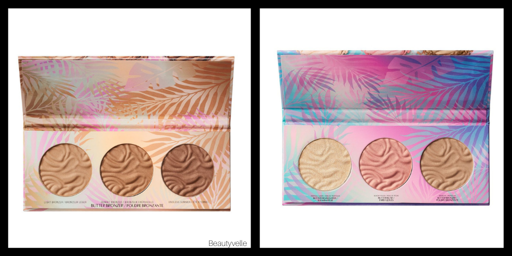New Makeup!  Physician's Formula Murumuru Butter Palettes