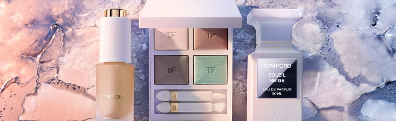 Tom Ford Soleil Neige Holiday Collection