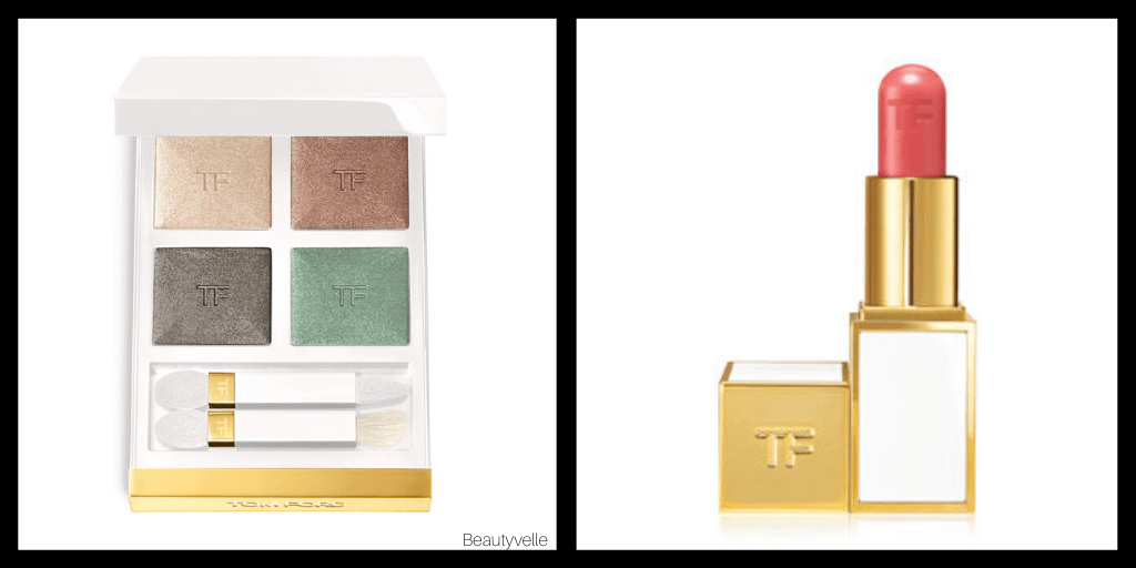 New Makeup!  Tom Ford Soleil Neige Holiday Collection