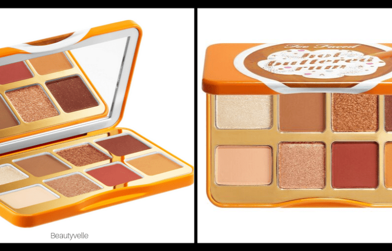 Too Faced Hot Buttered Rum Eyeshadow Palette