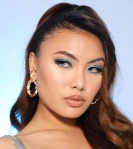Eyeshadow Makeup Looks Huda Beauty Mercury Retrograde Palette