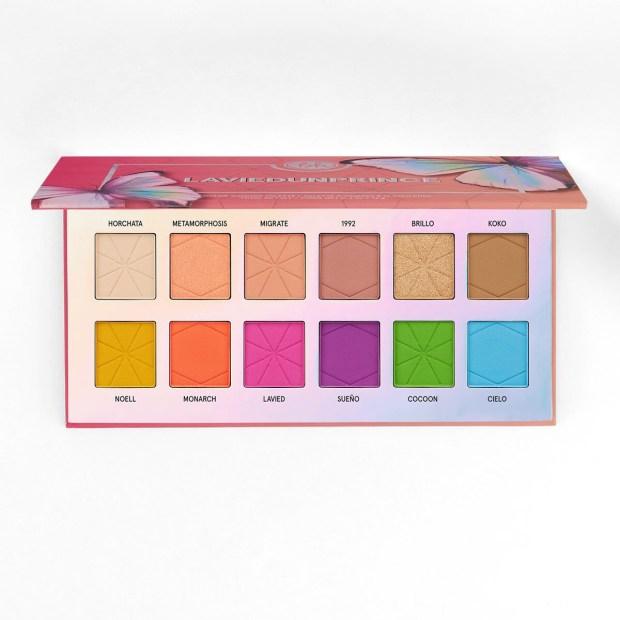BH Cosmetics Laviedunprince Shadow Palette