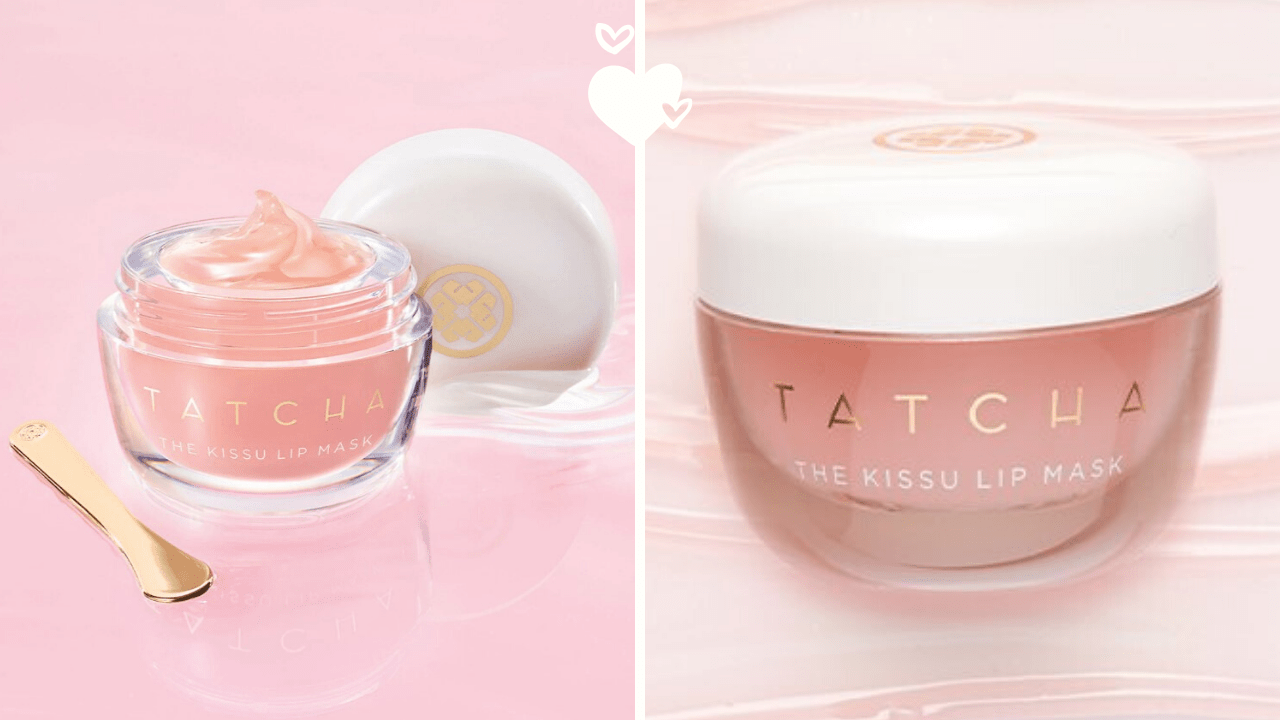 New At Sephora! Tatcha Kissu Lip Mask