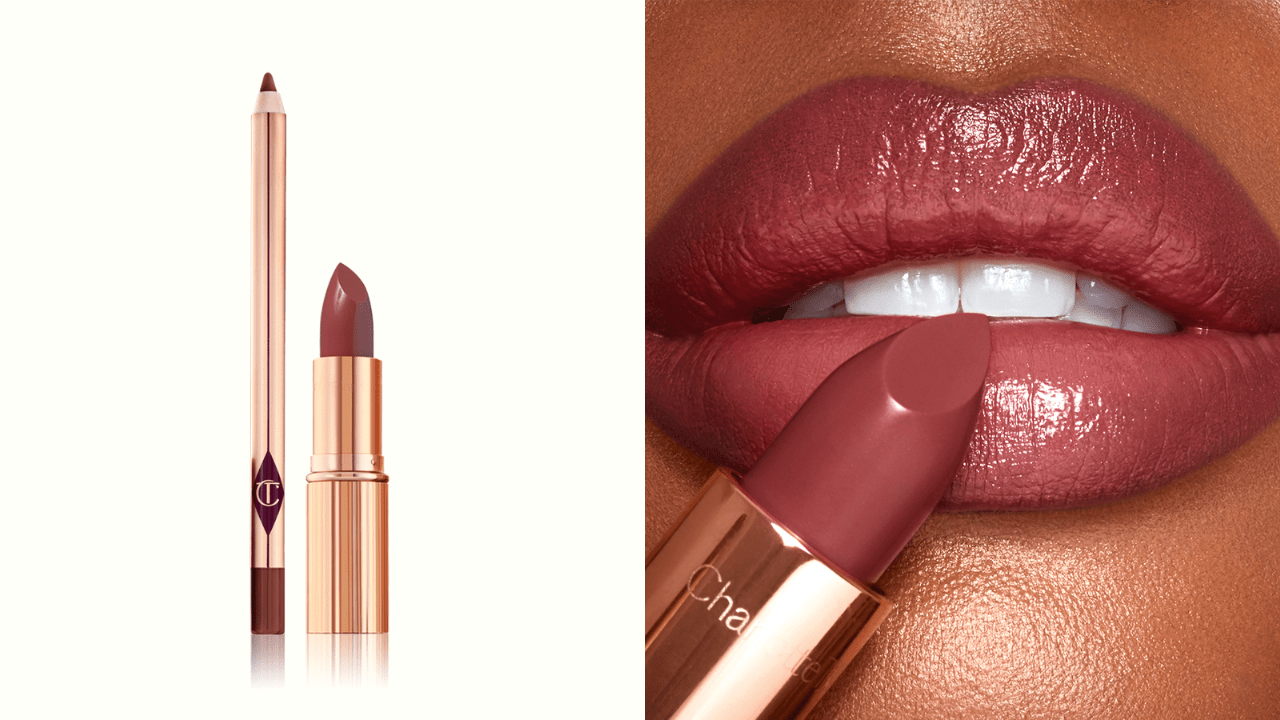 New Makeup! Charlotte Tilbury Pillow Talk Luscious Lip Slicks - Medium and Intense