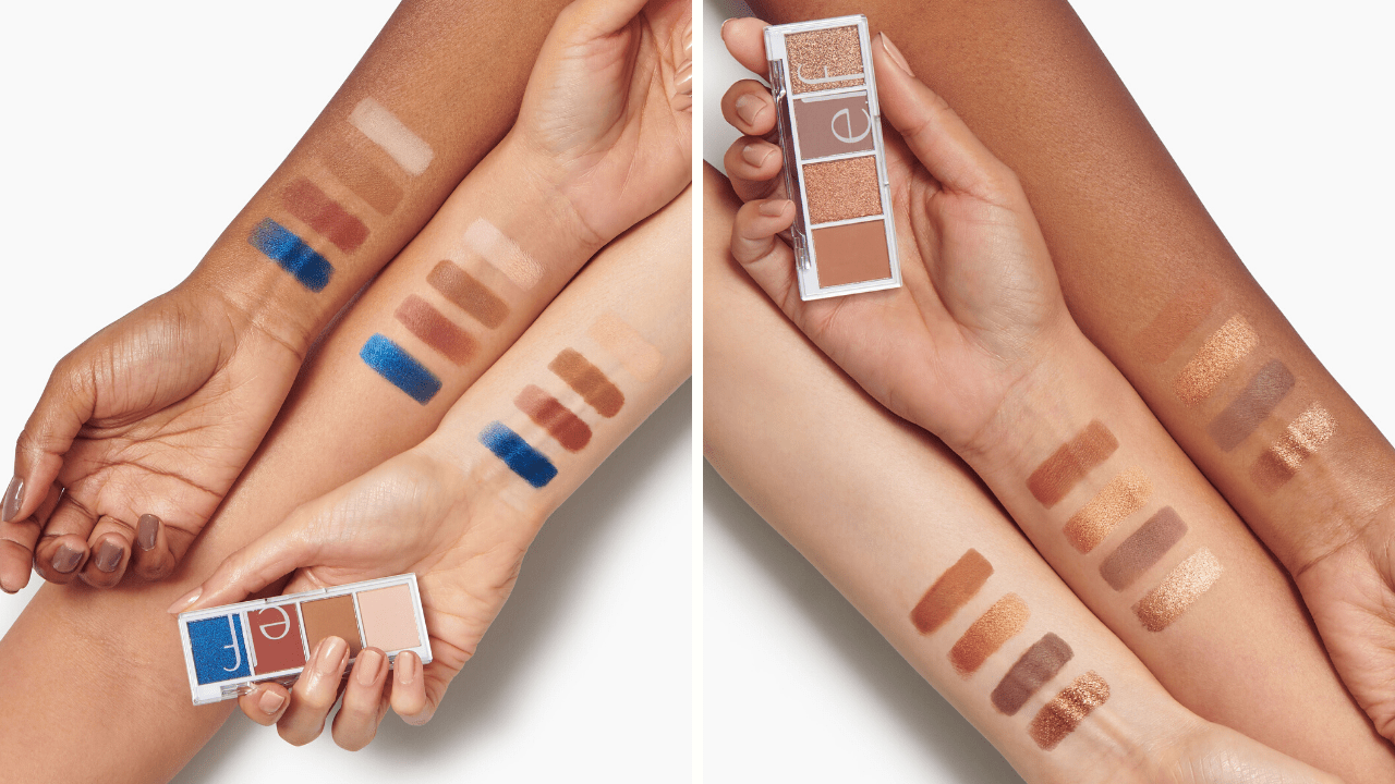 New! ELF Cosmetics Bite-Size Eyeshadows